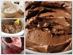 Univerzálny lahodný krém do zákuskov a tort - Receptik. Parfait, Fondant, Ice Cream, Pudding, Food, Candy Drinks, Meals, Mascarpone, Caramel
