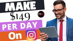 Make $100 Per Day From INSTAGRAM With This 1 Trick With Clickbank |  Fre... Facebook Marketing, Affiliate Marketing, Make Money Online, How To Make Money, Free Training, Online Business, Knowledge, Social Media, Learning