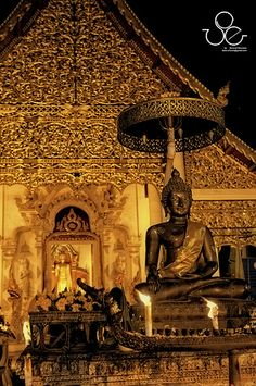 Wat Chediluang at Night 003 | by Duke.of.arcH