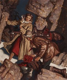dean cornwell | Flickr: by deflam