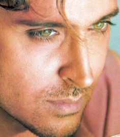 There's sexy, and then there's Hrithik Roshan Beautiful Eyes, Gorgeous Men, Beautiful People, Hrithik Roshan, Bollywood Stars, By Any Means Necessary, Crazy Eyes, Star Wars, Celebs