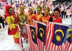 Traditional Malaysian Dance