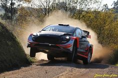"""Mundo Rally (@mundo_rally) en Instagram: """"Imagen de los test de @madsostberg con el Ford Fiesta WRC en Portugal. #WRC FOTO: @dario.teles.fotos"""""""