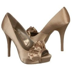 FERGALICIOUS Women��s Energy (Mocha Satin) Design works No.1453  2013 Fashion High Heels 