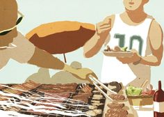 Illustrated Guide To Grilling: Argentina
