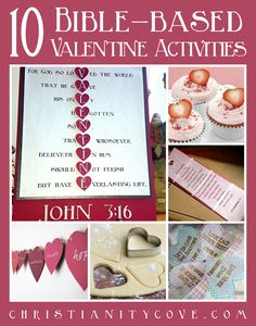 10 Bible-Based Valentine Activities