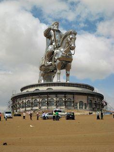 Chinggis Khan (Genghis Khan) (2540203203) - Cengiz Han - Vikipedi