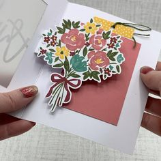 Pop Up Christmas Cards, Stamped Christmas Cards, Tarjetas Diy, Tarjetas Pop Up, Pop Up Flower Cards, Pop Up Cards, Handmade Birthday Cards, Greeting Cards Handmade, Popup Cards Tutorial