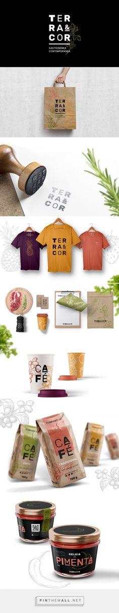 Terra & Cor Gastronomia Contemporânea Branding by Musen Design | Fivestar Branding Agency – Design and Branding Agency & Curated Inspiration Gallery