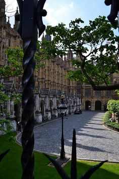 A beautiful view of Westminster Abbey, London