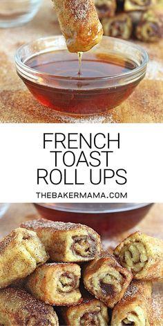 Sweet Breakfast, Breakfast Dishes, Fun Breakfast Ideas, French Breakfast Foods, Easy Recipes For Breakfast, Breakfast Cupcakes, Country Breakfast, Easy Brunch Recipes, Breakfast Toast