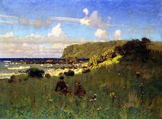 Kildonan, Arran - James Nairn  1886