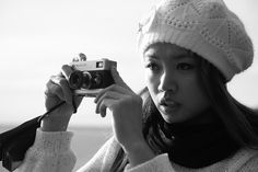 Lucia with a Rollei 35 | Flickr - Photo Sharing!
