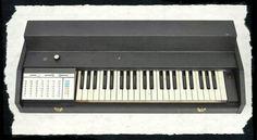 Hammond 102200 Prototype (1974) #1970s #vintage #synth #synthesizer #retro