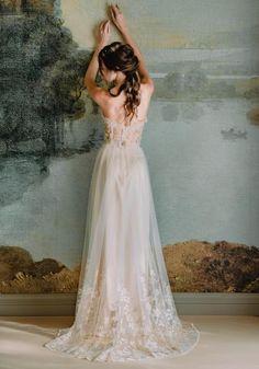 Lucinda Gown – Claire Pettibone Design Atelier