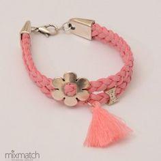 daisy-p Cord Bracelets, Spring Summer 2015, Daisy, Jewelry, Fashion, Moda, Jewlery, Jewerly, Fashion Styles