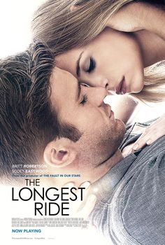 """Love requires sacrifice, but it's worth it"" The Longest Ride~ Scott Eastwood & Britt Robertson Scott Eastwood, Love Movie, Movie List, Movie Tv, The Longest Ride Movie, Nicholas Sparks Movies, Britt Robertson, Romance Movies, Streaming Movies"