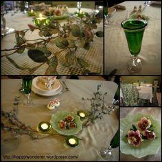 Jadite Green Wedding--lovely!
