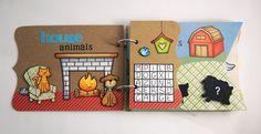 animal mini book pg 2