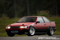 Less Is More: A Norwegian Style - Speedhunters Corolla Ae86, Toyota Corolla, Nissan 300zx, Porsche 964, My Dream Car, Dream Cars, Carrera, Norwegian Style, Japan Cars