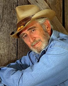 Don Williams besides King George Don has a voice that noone can match. Olde but goody and been around for a long time.