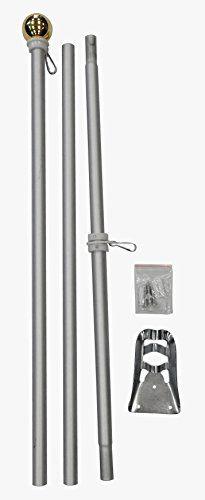 6 Foot Aluminum Silver Pole with (Ball) FlagsImp https://www.amazon.com/dp/B00H5FNLCC/ref=cm_sw_r_pi_dp_x_gwUcAb4AK8GDT