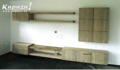 TV-meubel in gebruikt steigerhout vlaams-brabant. WANT IT NEED IT