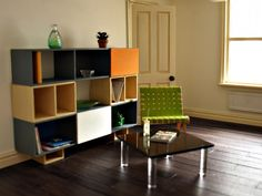 CDHM.org - Custom Dolls, Houses, & Miniatures: Modern Furniture in 1:12 by CDHM Artisan Elizabeth...
