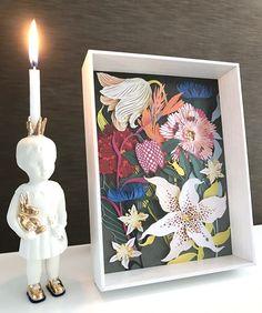 Kunstwerkje Fête des Fleurs  #Art #artwork #geertjeaalders