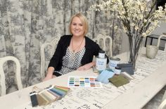 Lisa Rickert, CEO and founder of Annie Sloan Unfolded, is featured in the Spring 2014 issue of where women create BUSINESS magazine #anniesloan #chalkpaint #retail