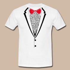 Juhlapuku - Miesten t-paita