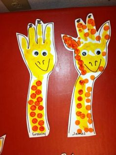 giraffe crafts for kids preschool * giraffe crafts for kids ; giraffe crafts for kids preschool ; giraffe crafts for kids projects Jungle Crafts, Giraffe Crafts, Animal Crafts For Kids, Safari Animal Crafts, Zoo Giraffe, Kids Crafts, Daycare Crafts, Toddler Crafts, Jar Crafts
