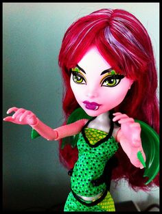 #MonsterHigh #Dragon #Doll by angelfclemente, via Flickr