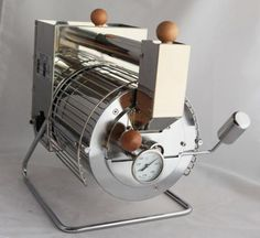 Sample Coffee Roaster - cool design!
