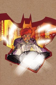 Batwoman byStephane Roux