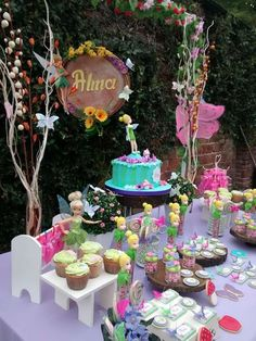 Tinkerbell Birthday Party Ideas | Photo 1 of 19 | Catch My Party