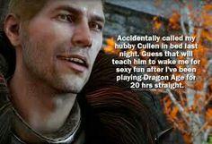 Gamer LOLs. Cullen Rutherford Dragon Age: Inquisition (DA:I)