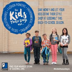 3+Reasons+to+Back-To-School+Shop+at+Goodwill+(++$25+Gift+Card+Giveaway)