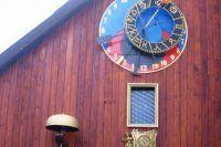 Nevšedný stroj času: Rodinný orloj konštruoval dlhých dvadsať rokov - Mikuláš24.sk Clock, Wall, Home Decor, Watch, Decoration Home, Room Decor, Clocks, Walls, Home Interior Design