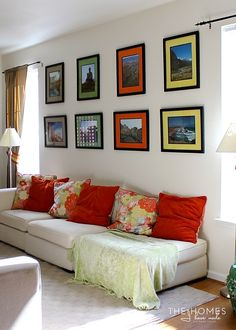 Tips for Creating the Perfect Gallery Wall-01