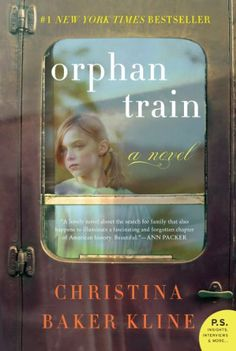 Amazon.co.uk: orphan train by christina baker kline
