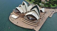 auditorio de sidney - Buscar con Google Travel Info, Budget Travel, Jorn Utzon, Backpacking, Building, News Stories, Sydney Australia, Opera House, Bond