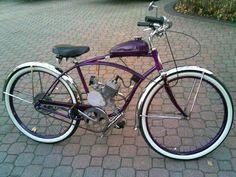 Custom Motored Bicycles - Home Bicycle Engine Kit, E Bicycle, Bicycle Pedals, Motorized Bicycle, Moped Motor, Bicycle Pictures, Powered Bicycle, Motorised Bike, Push Bikes