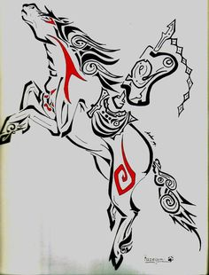 Kazegami by ArtemisTheHuntress.deviantart.com on @deviantART