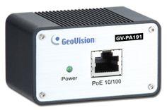 BestCCTVprices.co.uk, GeoVision GV-PoE PoE Adaptor, Power over Ethernet, Power Supplies & UPS - Power over Ethernet