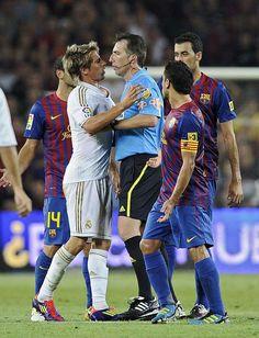 Clasico  Real Madrid - FC Barcelona 2011