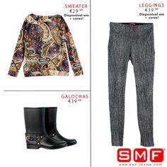 Novo Casual Look! Chegaram mais novidades à Loja Online SMF! Visite: www.smf-jeans.com New Casual Look! More news arrived on SMF Online Store! Visit: www.smf-jeans.com