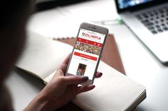 Drogheria Olimpia, l'esperienza della drogheria di una volta, la tecnologia di uno shop online! #Prestashop #ecommerce #ShopOnline #mockup #drogheria