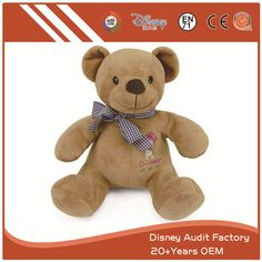 Brown Bear Stuffed Animal Brown Bear Stuffed Animal Supplier in China Wholesales Brown Bear Stuffed Animal, Teddy Bear Plush Toy, Made of Plush Material, 100% PP Cotton Fill. http://www.plush-dolls.com/plush-animal-toy.html