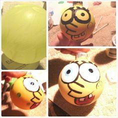 Spongebob christmas ornament!!